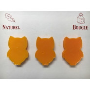 Cire colorante naturelle bougies Orange