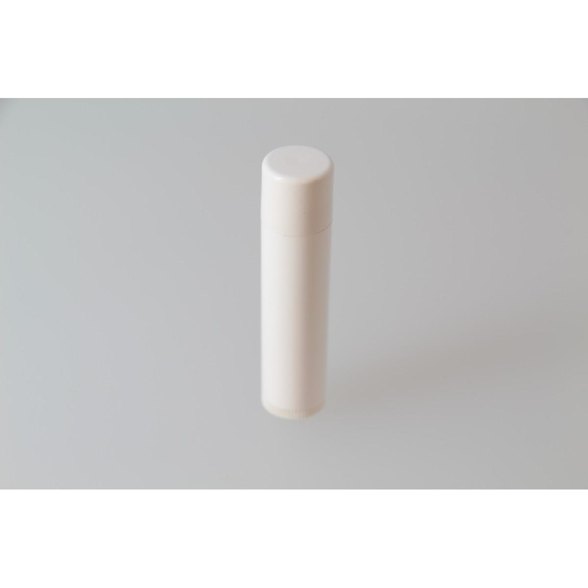 Tube baume à lèvres blanc lot de 5