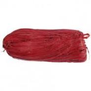 Raphia rouge 50g