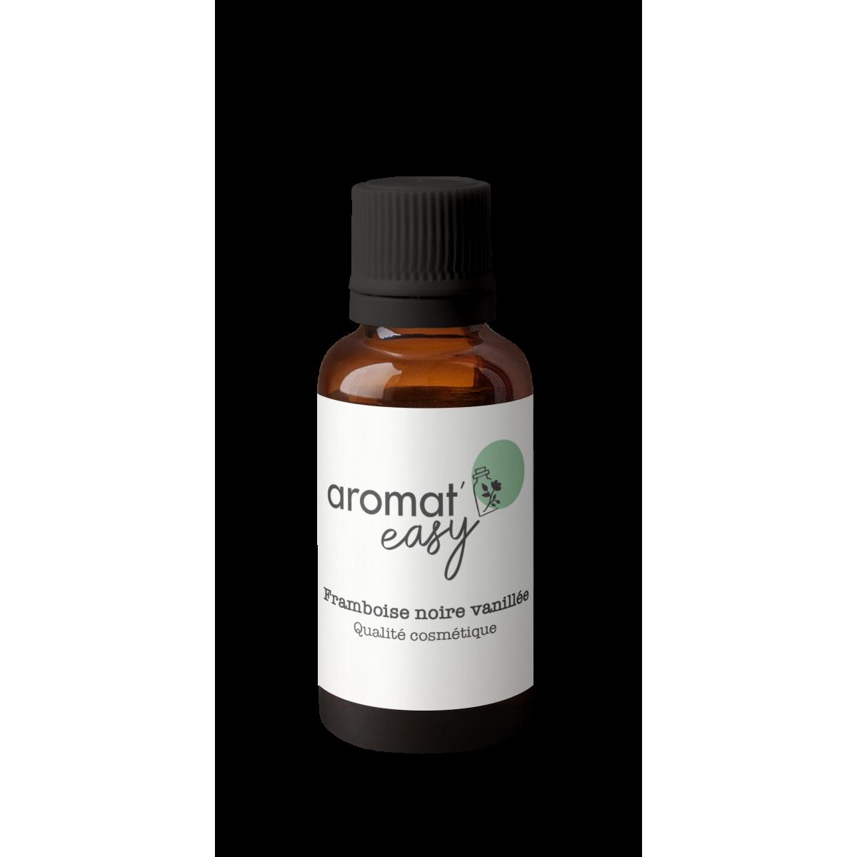 Fragrance Framboise noire vanillée