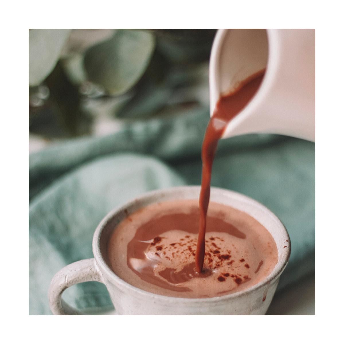 Fragrance Chocolat chaud !