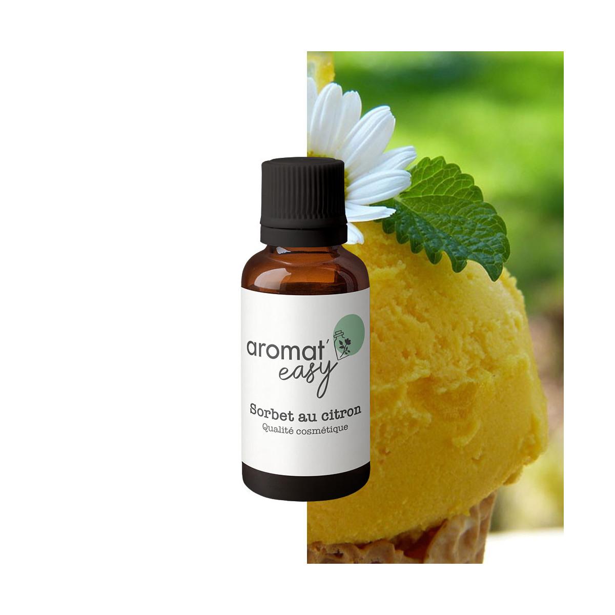 Fragrance Sorbet au Citron
