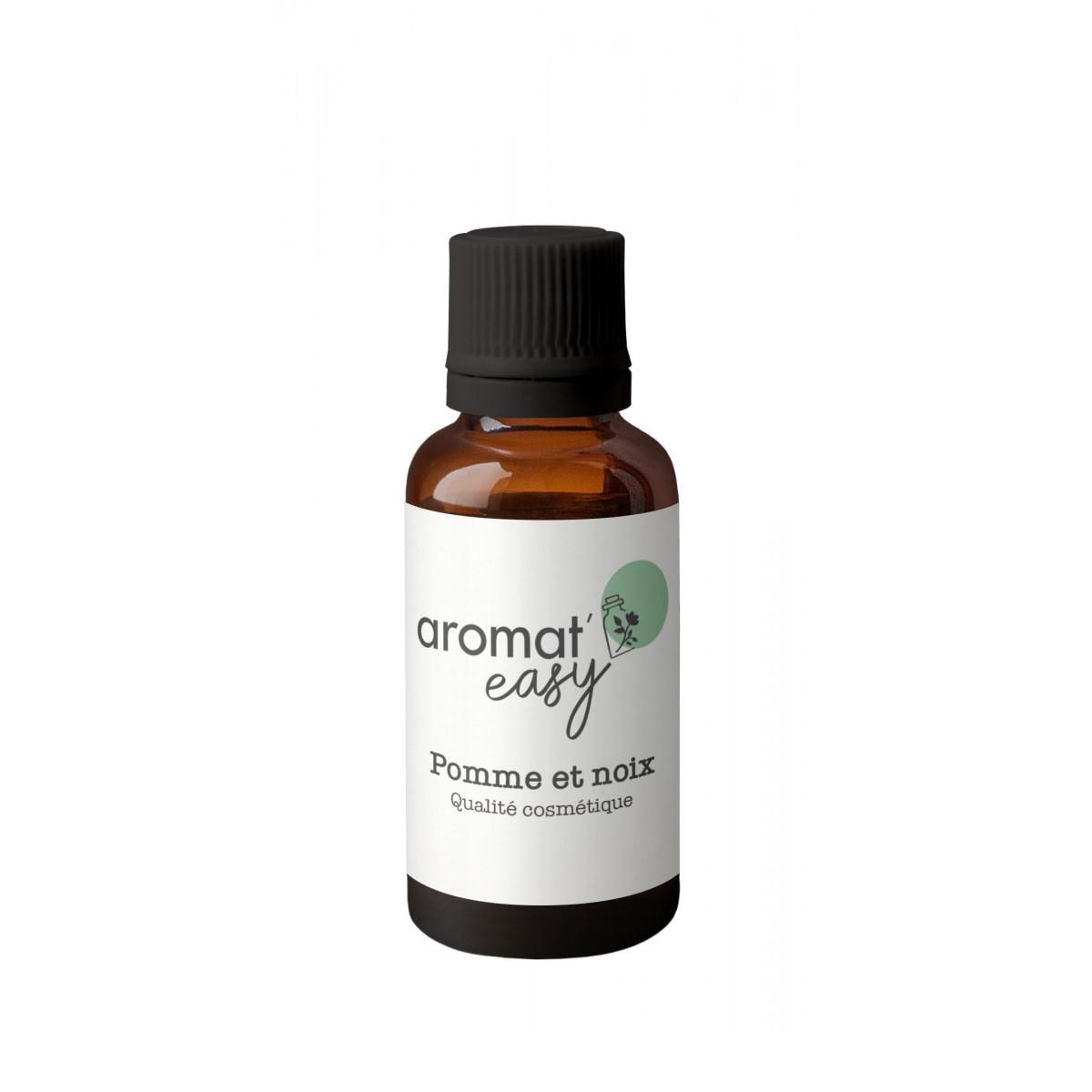 Fragrance Pomme et Noix Sans allergène