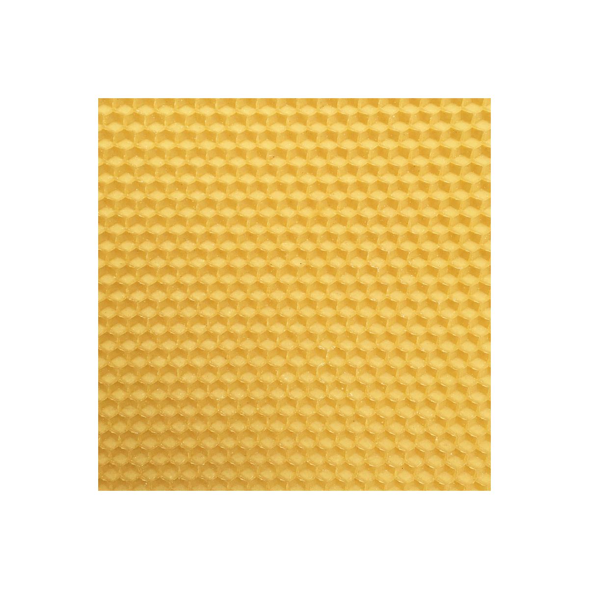 Cire d'abeille en plaque