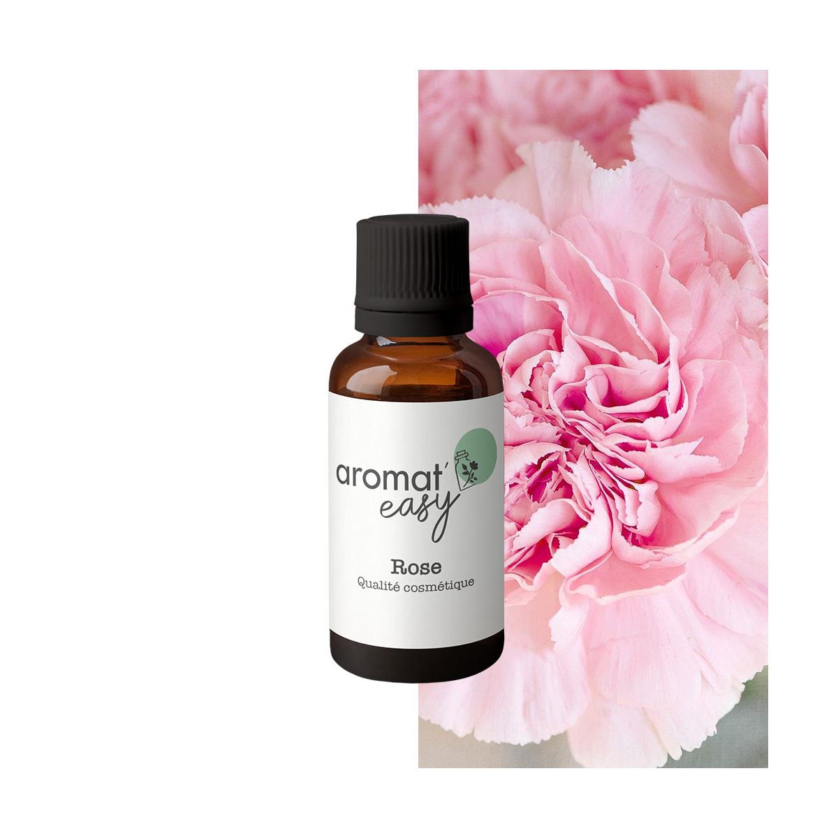 Fragrance Rose (Grasse) Sans allergène