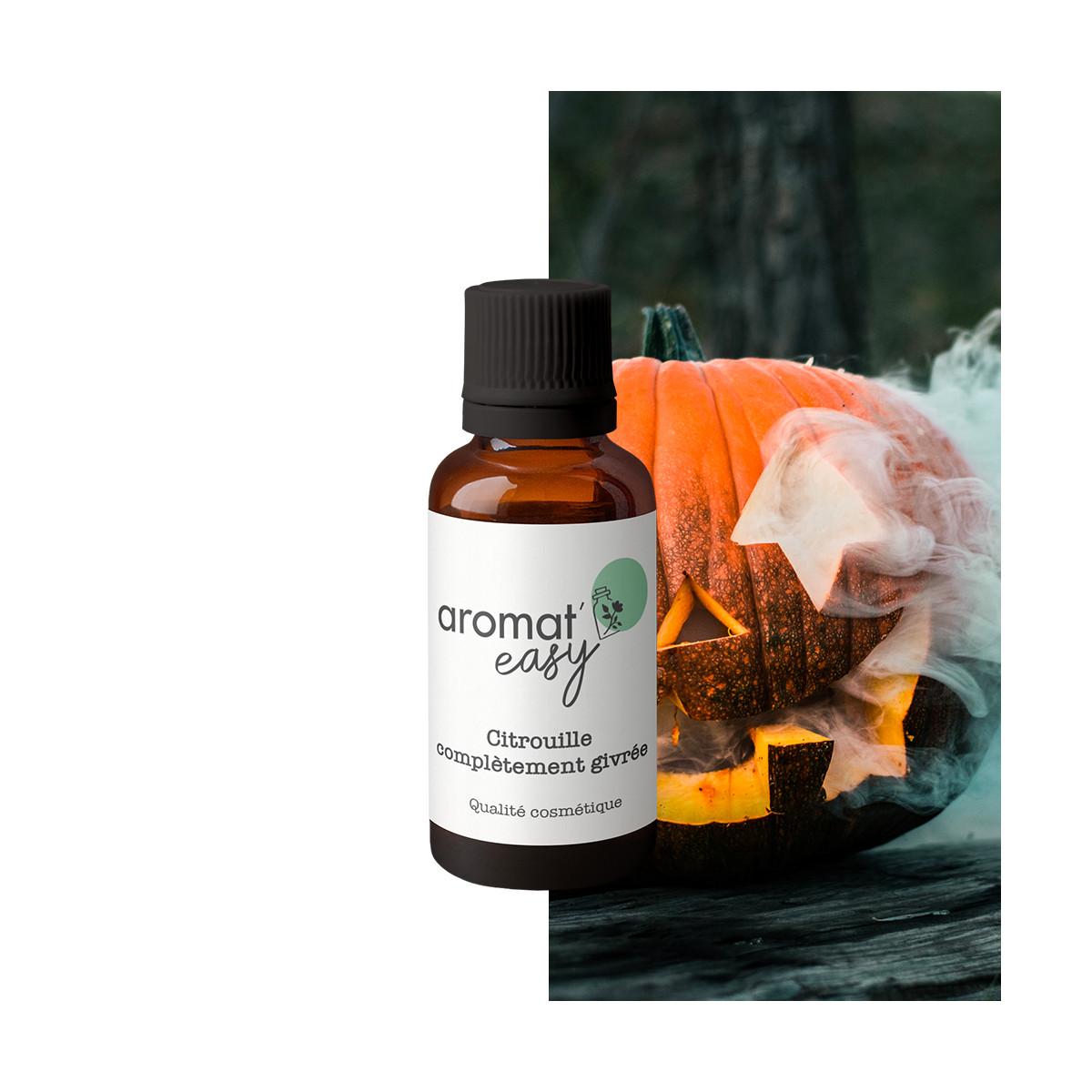 Fragrance Citrouille complètement givrée
