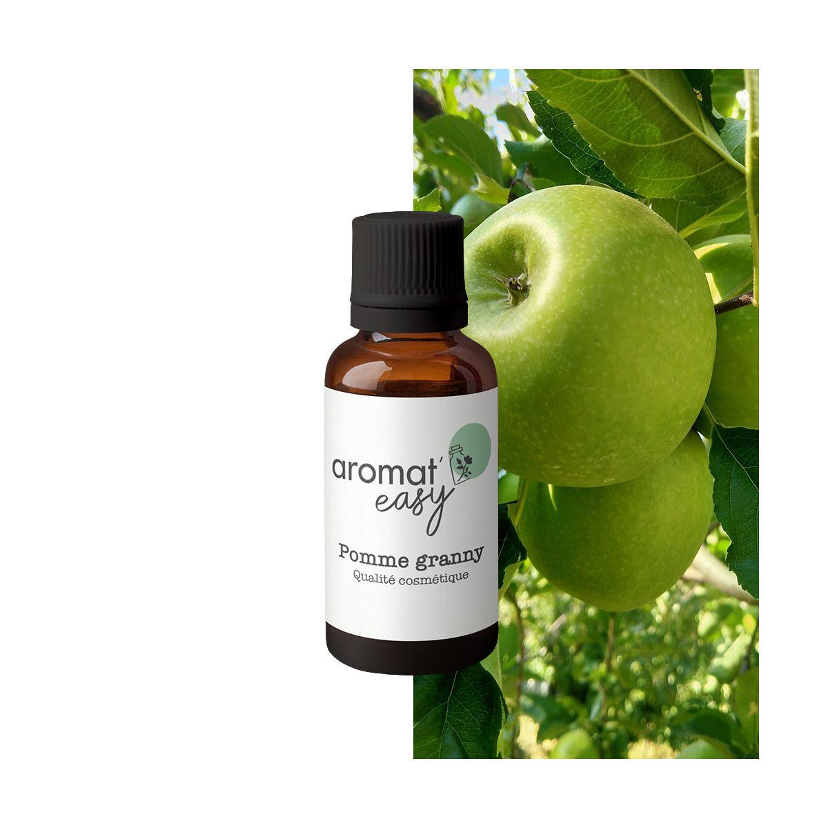 Fragrance Naturelle Pomme granny